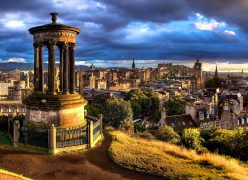 Calton hill edimburgo edinburgh tours escocia scotland - ScotlandTrips International