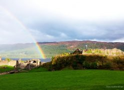Castillo Urquhart Nesst our escocia scotlandtrips