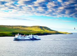 Ferry Shetland Tours Es