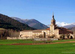 Monasterio Yuso San Millan de la cogolla tours espana spain scotlandtrips