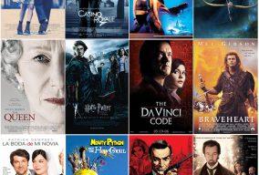 Tour de películas - Tour de Harry Potter - Tour de Outlander