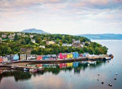 Tours a la isla de Mull - Tours to Mull Island - ScotlandTrips International